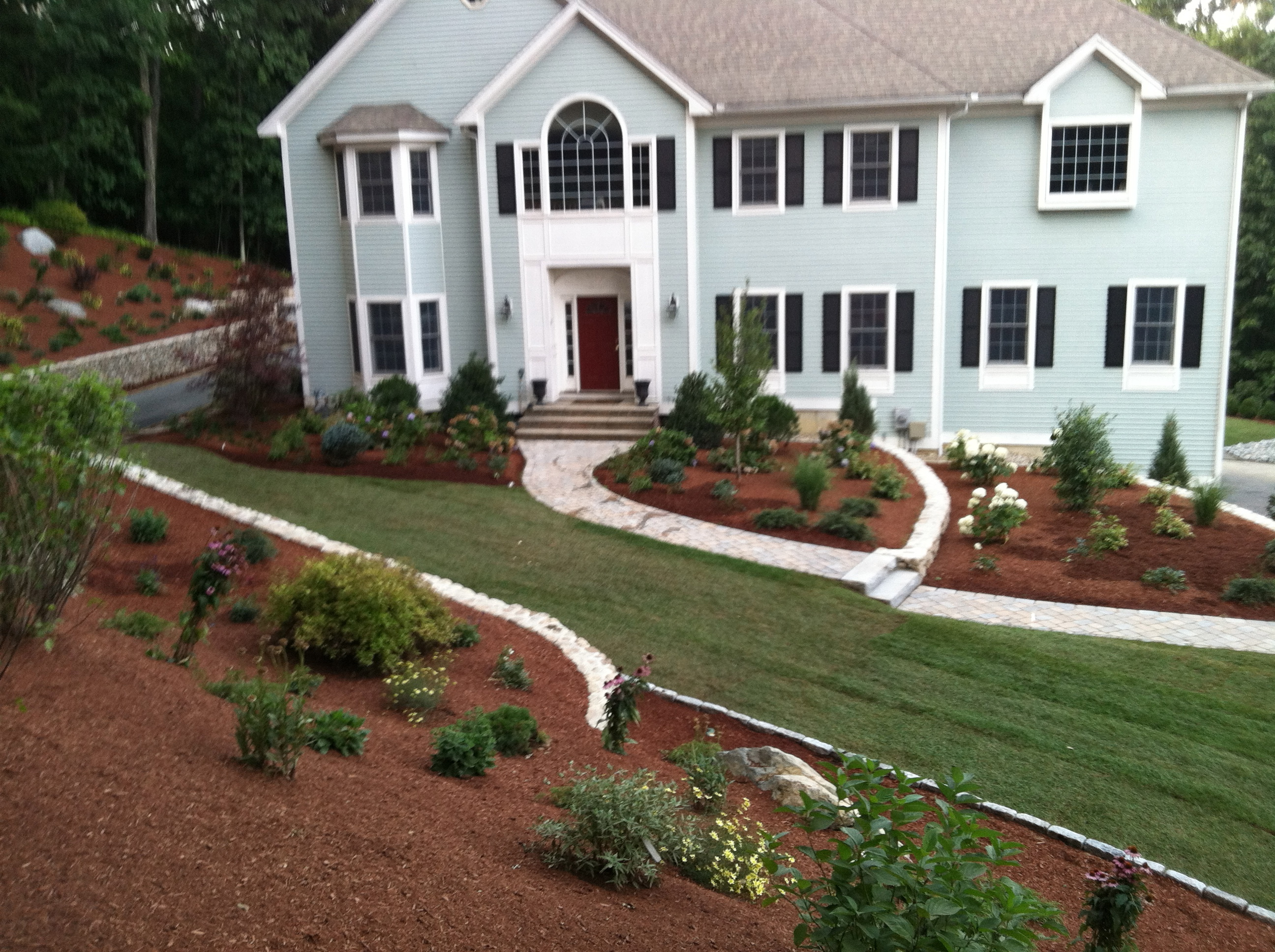 Stefanos Landscaping