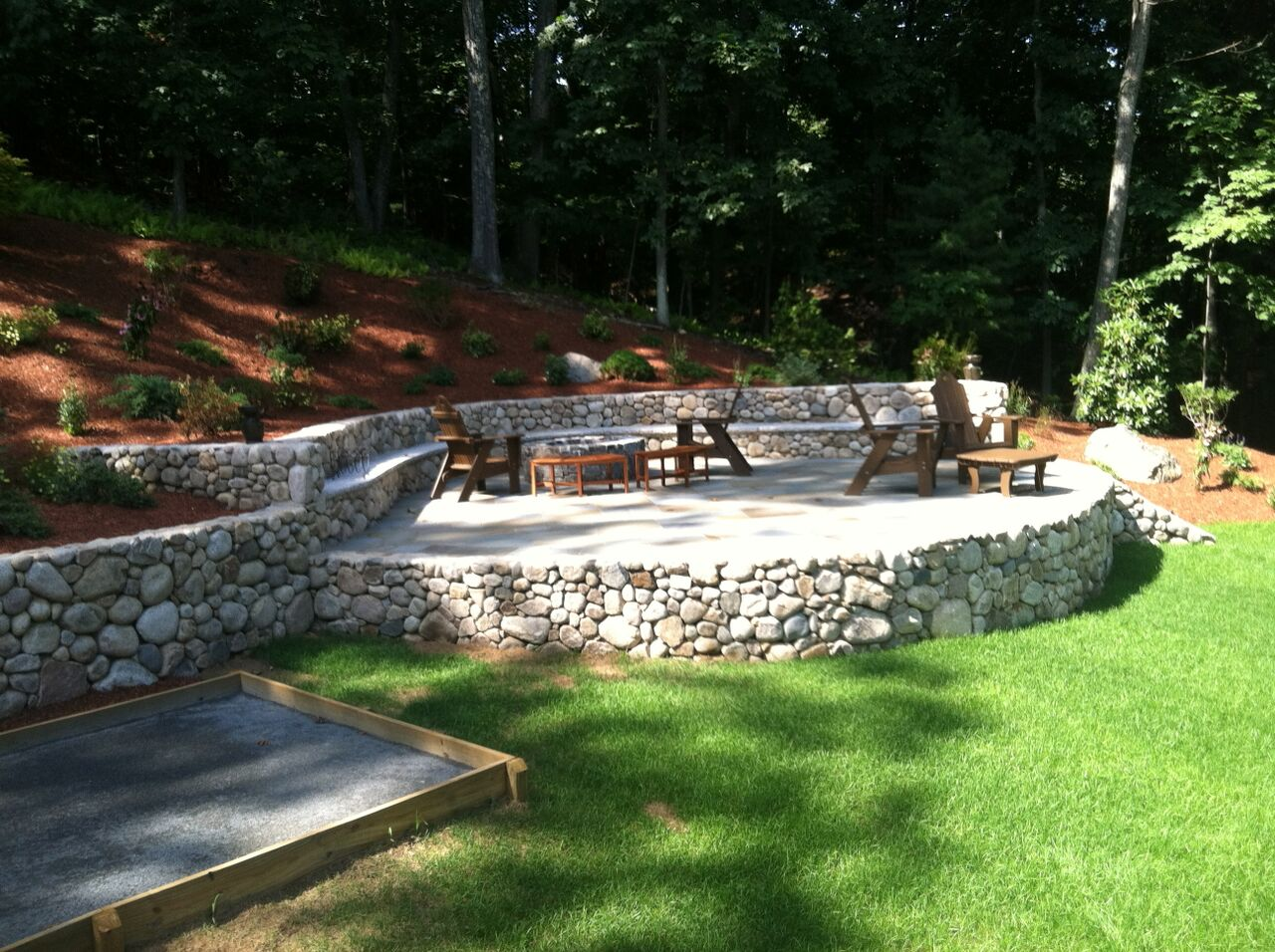 Stefano 39 s landscaping for Outdoor landscaping